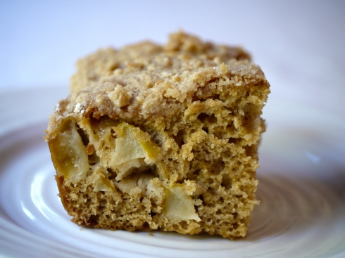 family tree apple cake
